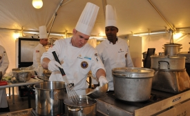 35th U.S. Army Culinary Arts Competition, by U.S. Army Africa
