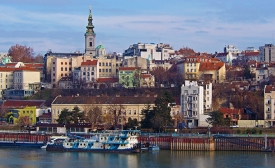 Balkan waterfront image by sonic182 via Flickr. (CC BY 2.0)