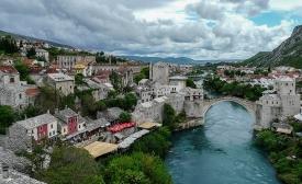 Stari Most in Bosnia Herzegovina by JLB1988 via Pixabay