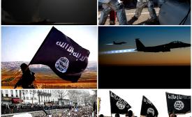 Escenas de la Guerra contra ISIS