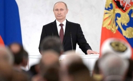 Address by the President of the Russia Federation, by the Office of the Kremlin