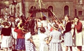 """""""Ochsenfurt 1930er Umzug Kinder"""""""