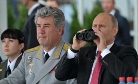Viktor Bondarev and Vladimir Putin, by En.Kremlin.ru
