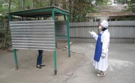 Tuberculosis Sample Collection | Kyrgyzstan