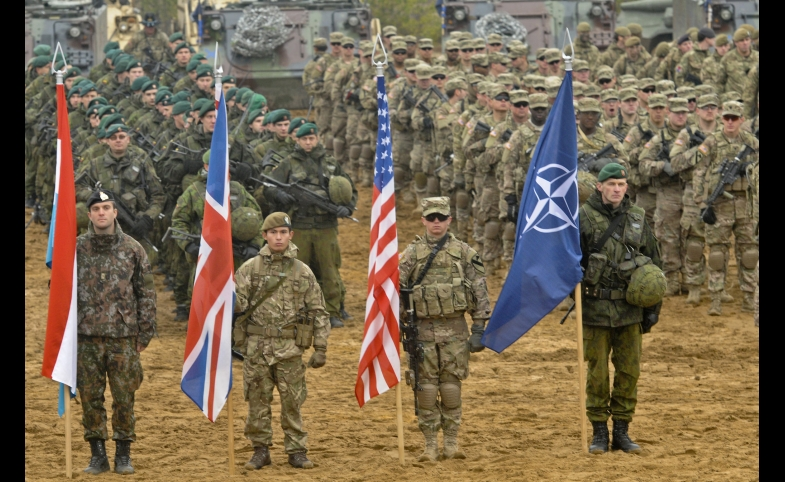 Closing Ceremony for Iron Sword 2014, by U.S. Army Europe