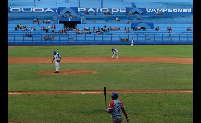 País de campeones, Cuba