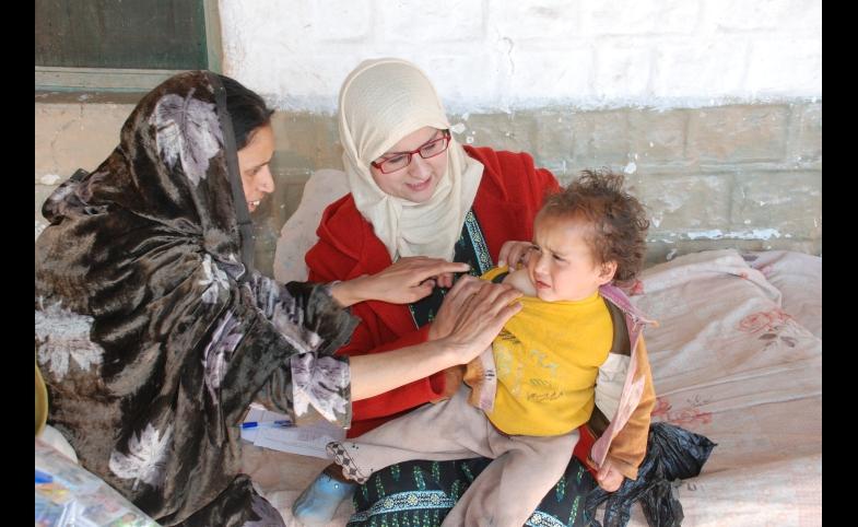TB Vaccine Pakistan