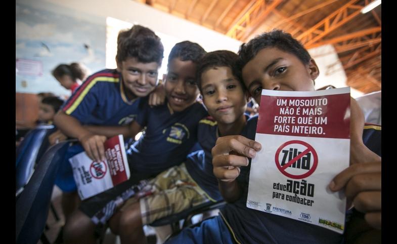 Mobilização Nacional da Educação Zika Zero