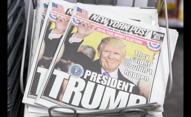 New York Post: President Trump, by Marco Verch