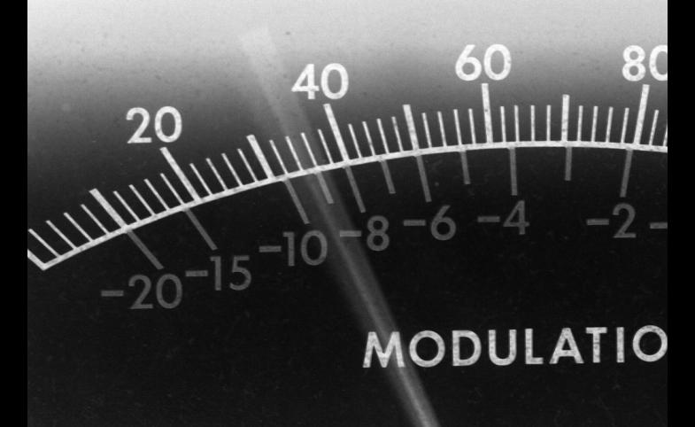 Modulation, by Nic McPhee