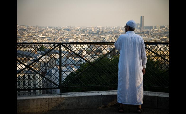 Muslim in Paris