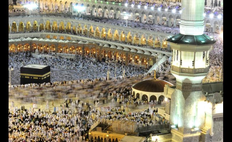 The Hajj is a part of Saudi Arabia's religious soft power