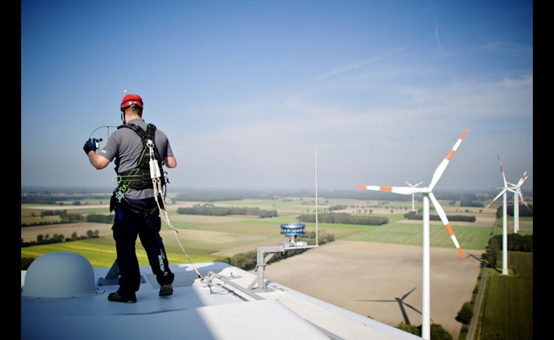 Windpark Bassum, by Windwärts Energie