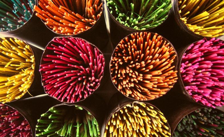 Incense image by Meena Kadri via Flickr.com