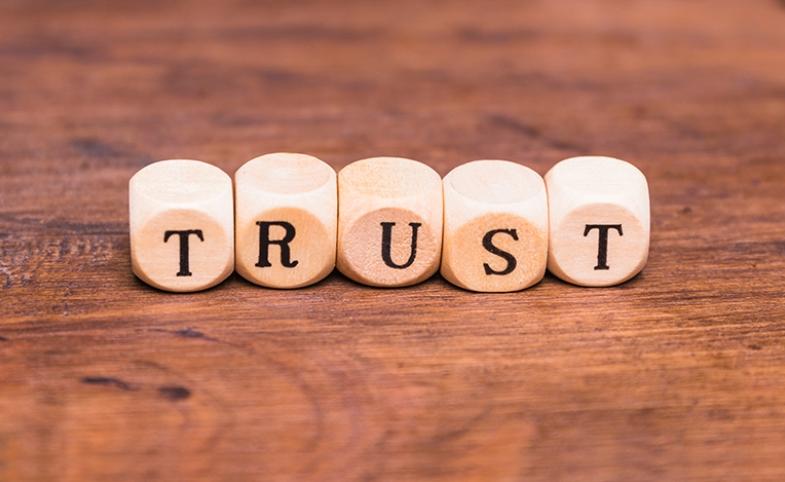 Trust image by freepik via freepik.com