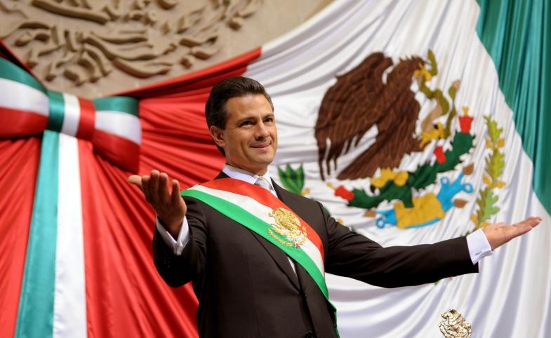Ceremonia de transmisión del Poder Ejecutivo Federal de los Estados Unidos Mexicanos, by Presidencia de la Republica Mexicana