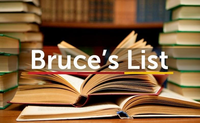 Bruce's List Graphic 2017