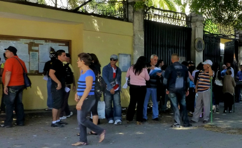 Spanish Embassy, Cuba