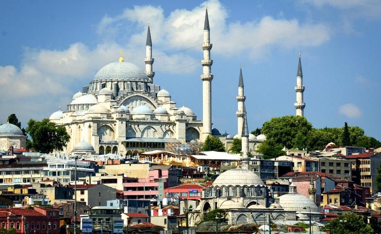 Sulaymaniyah Mosque, Istanbul Turkey