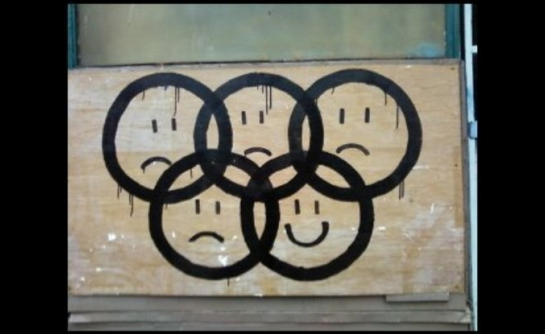 Olympic Crying Room, by Lorraine Murphy