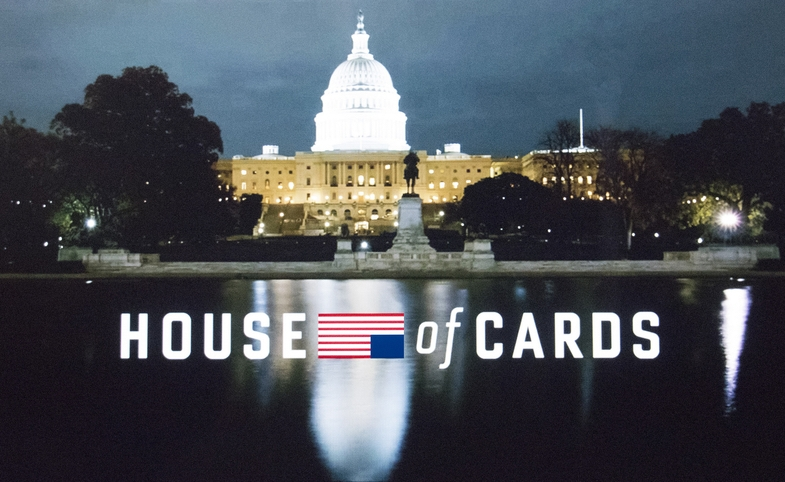 House of Cards Logo