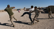 Marines Share American Tradition With Iraqi Highway Patrol, by DVIDSHUB