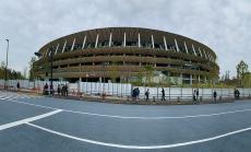 Japan National Stadium by ekkun via Flickr.com (CC BY-NC 2.0)