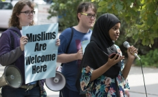 Anti-Islamophobia Rally