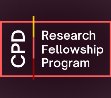 Apply for a 2022-24 CPD Research Fellowship