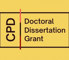 Apply for a 2021-22 CPD Dissertation Grant