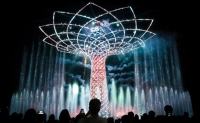 The Tree of Life in Expo Milan 2015