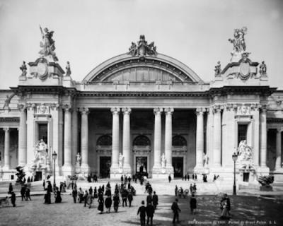 Expo 1900 Paris