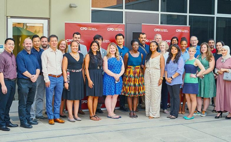 Summer Institute Alumni   USC Center on Public Diplomacy