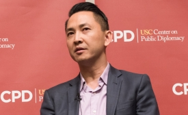 Viet Thanh Nguyen at the CPD Forum