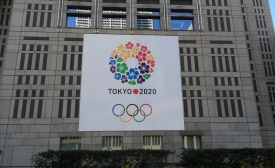 Tokyo Prepping for 2020 Olympics, by Andrew Mager