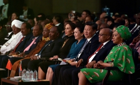 Forum on China-Africa Cooperation, by GovernmentZA