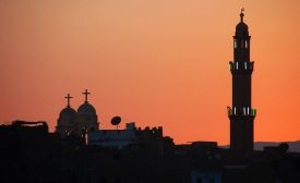 Twilight of Islam and Christianity, by David Evers