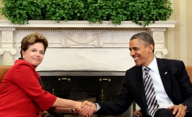 Rousseff and Obama