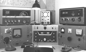 Shortwave radio station of ICRC Geneva