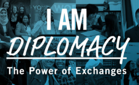 I am Diplomacy - Global Ties U.S. National Meeting