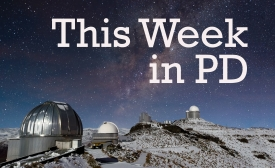 This Week in PD Social Media