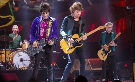 The Rolling Stones at Marcus Amphitheater, by Jim Pietryga