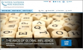 Global Connections, the UN Foundation blog