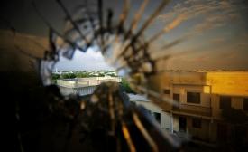 AMISOM Battalion in Mogadishu