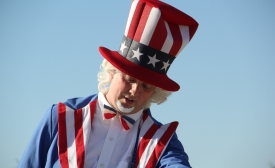 July 4th Uncle Sam, by Crea8t