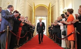 Inauguration of Putin, by En.Kremlin.ru