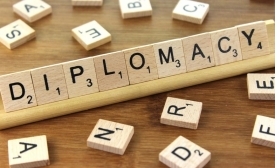 Diplomacy in Scrabble Tiles