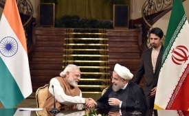 Prime Minister Modi & President Rouhani