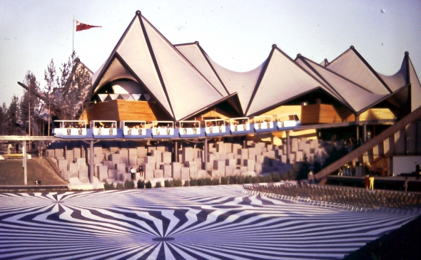 Ontario Pavilion at Expo 67