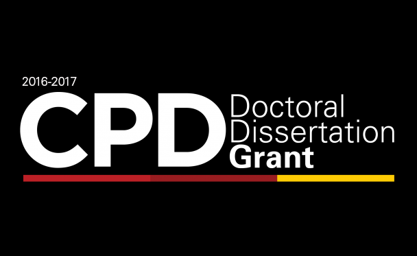 Doctoral dissertation research grant